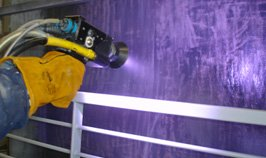 Zinc Spraying London 2